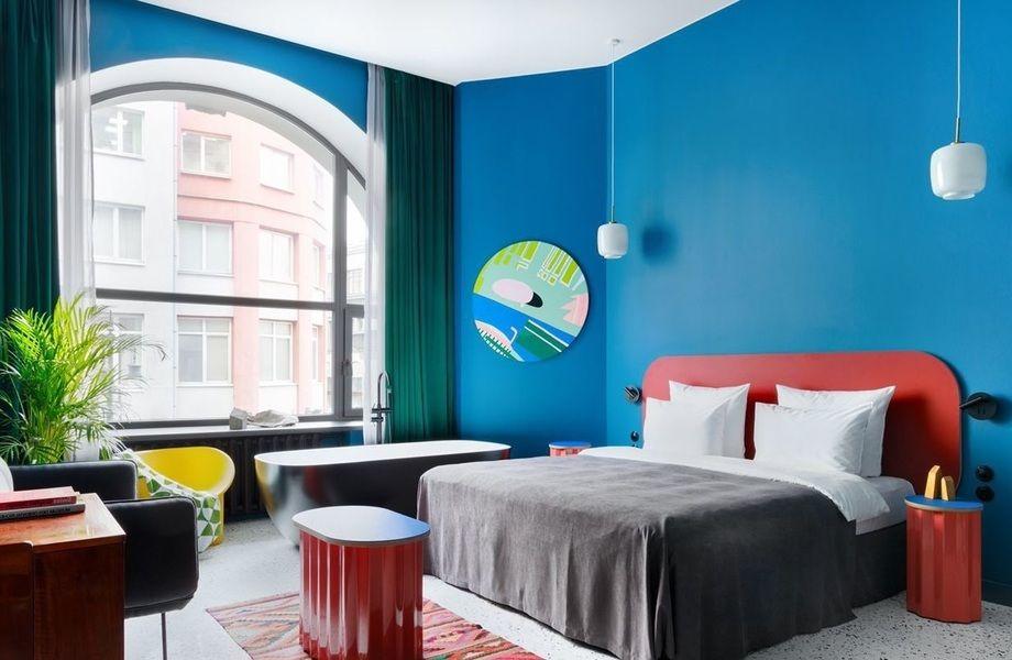 Отель на Бульварном кольце с высоким рейтингом (работает 3 года)