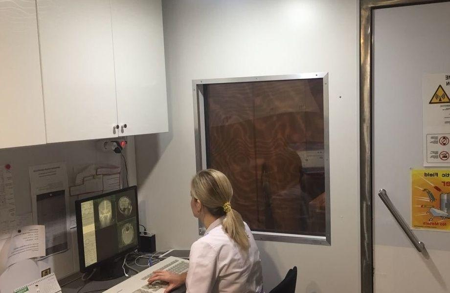 Медицинский центр с МРТ (работает 8 лет)