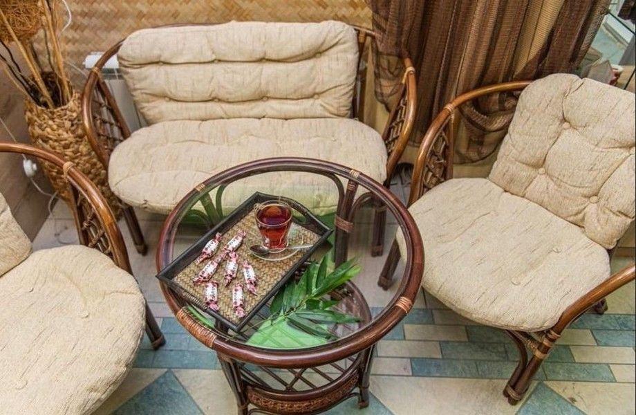 Салон красоты в густонаселенном спальном районе на востоке Москвы