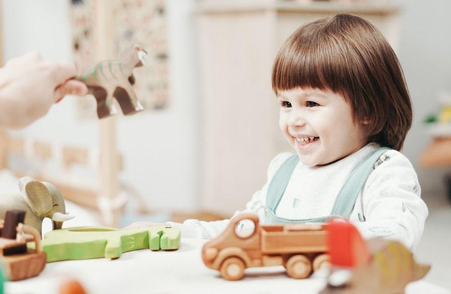 Детский развивающий центр на западе Москвы