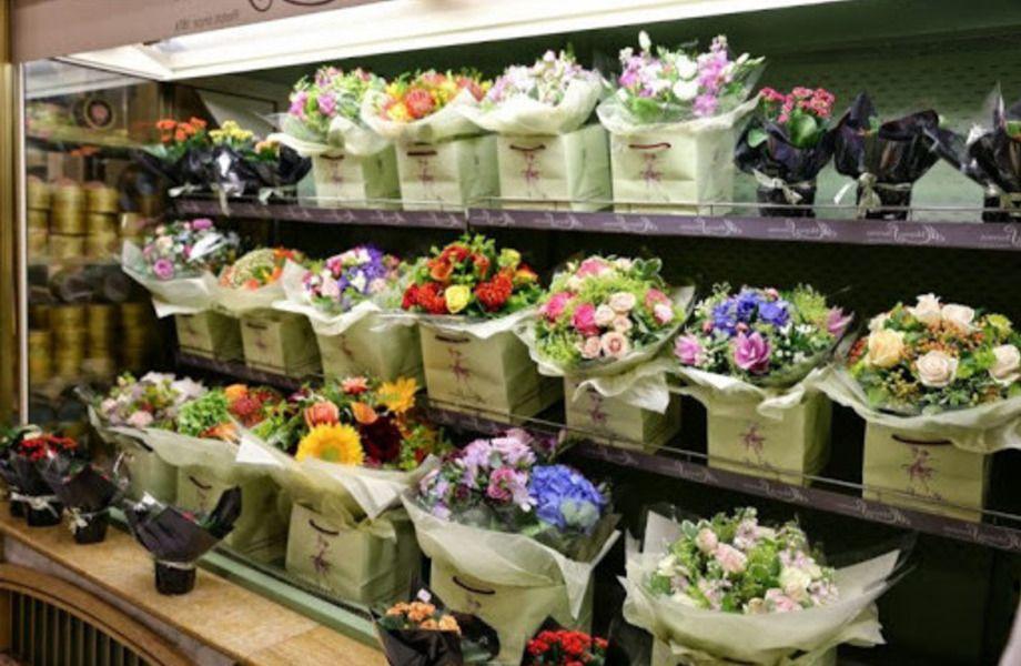 Семейный бизнес - магазин цветов и сувениров