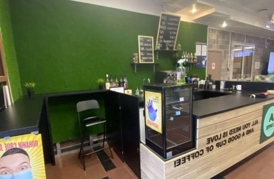Кофе с собой в бизнес центре на Арбате