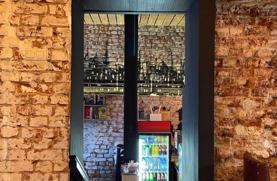 Кафе в лофт стиле на метро Добрынинская