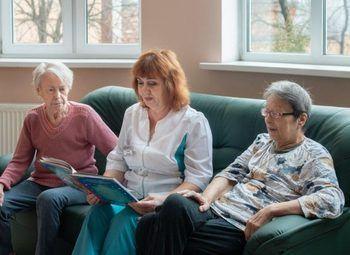 Сеть пансионатов для пожилых (домов престарелых)