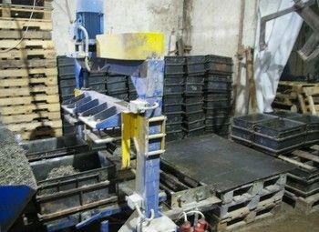 Действующее производство арболита в Московской области