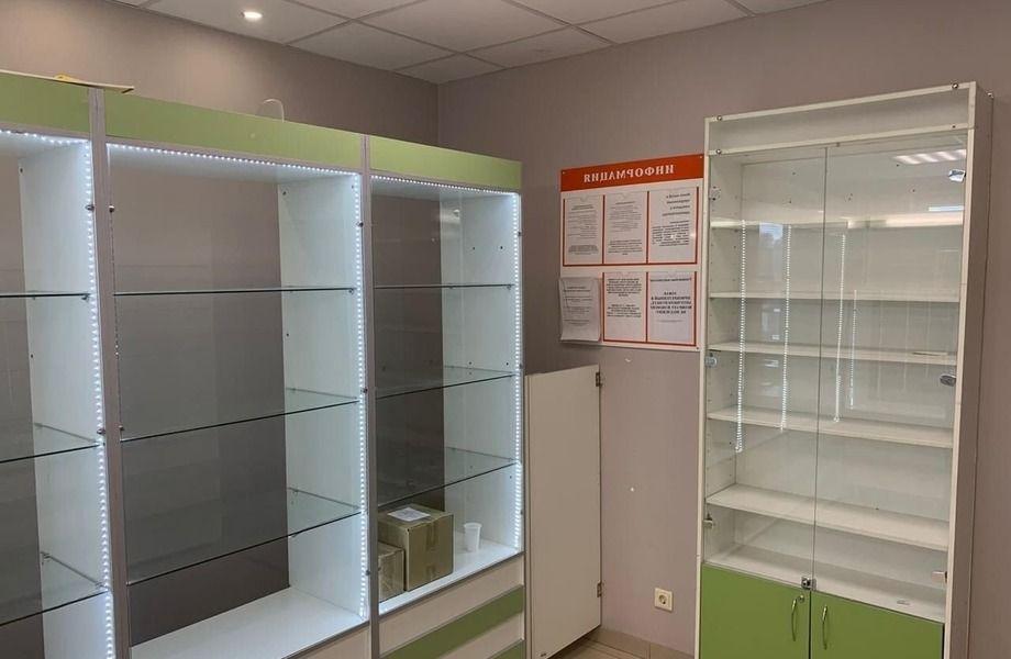 Готовая аптека к открытию на севере Москвы