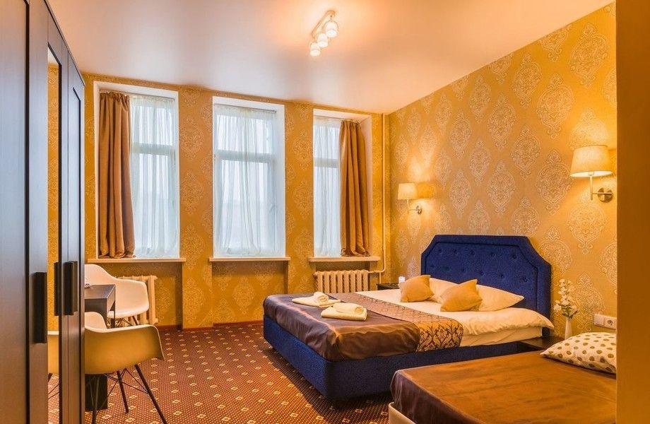 Отель в самом центре Москвы на бульварном кольце