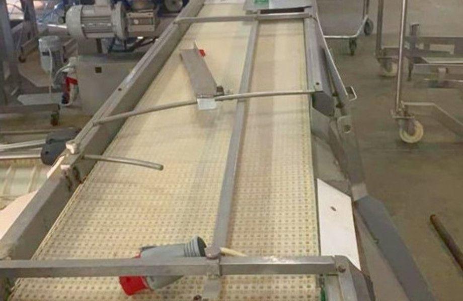 Компактное пищевое производство. Линия изготовления пельменей