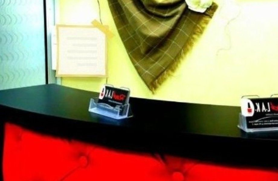 Студия маникюра и педикюра в большом спальном районе рядом с метро