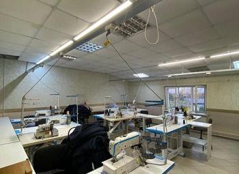 Швейный цех на МЦД Нахабино