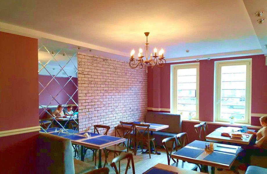 Пекарня с банкетным залом в Кожуховском районе