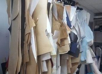 Действующий швейный цех на шоссе Энтузиастов