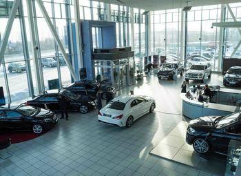 Крупный автосалон в собственность