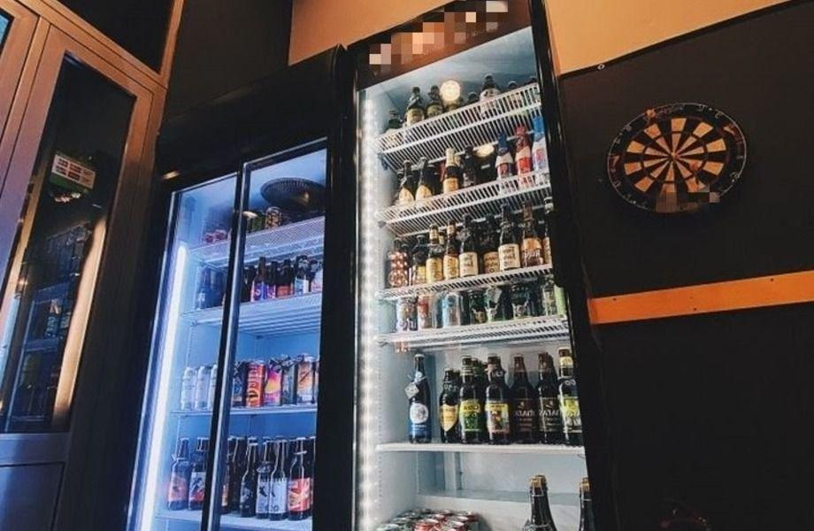 Популярный крафтовый пивной бар на метро Преображенская площадь