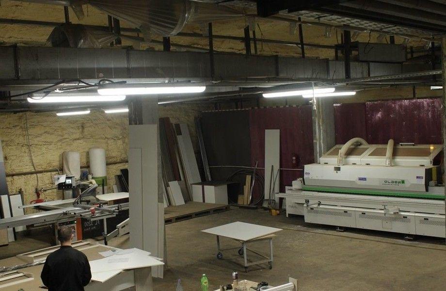 Прибыльное производство мебели из ЛДСП рядом с Москвой