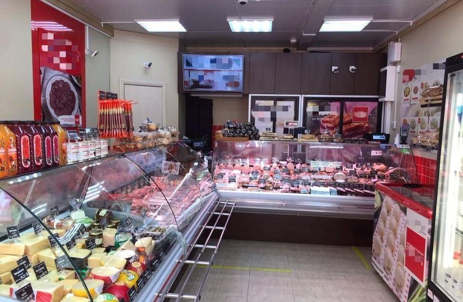 Мясной магазин в Красногорске