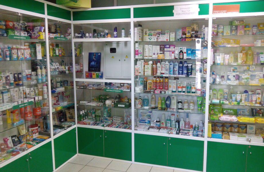 Аптека в центре с подтвержденной прибылью