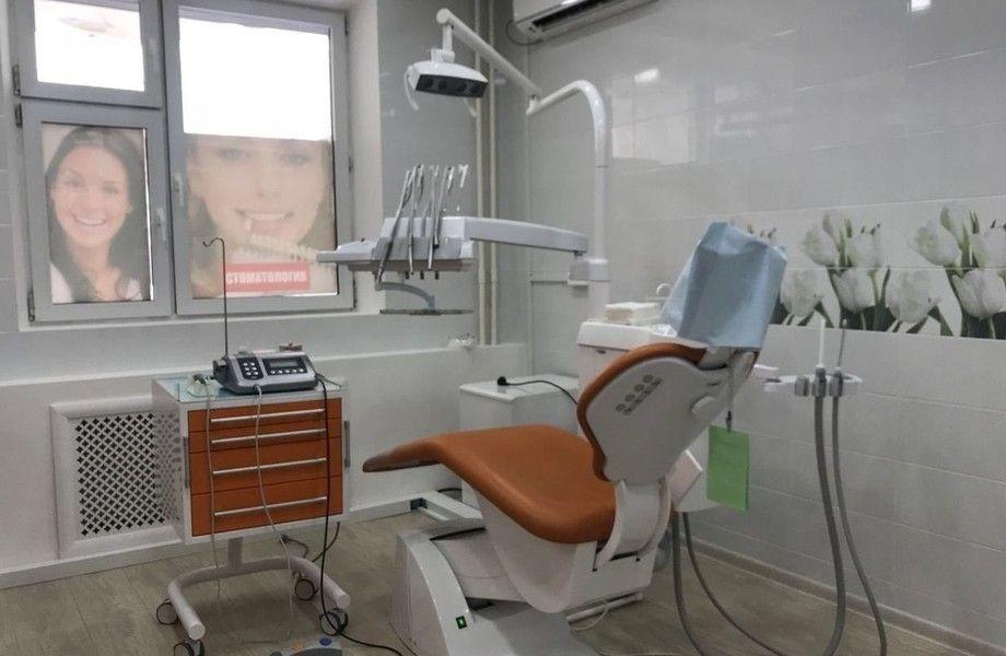 Стоматологическая клиника на юге Москвы с действующим рентгеном