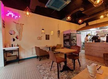 Кофейня с кухней в Хамовниках
