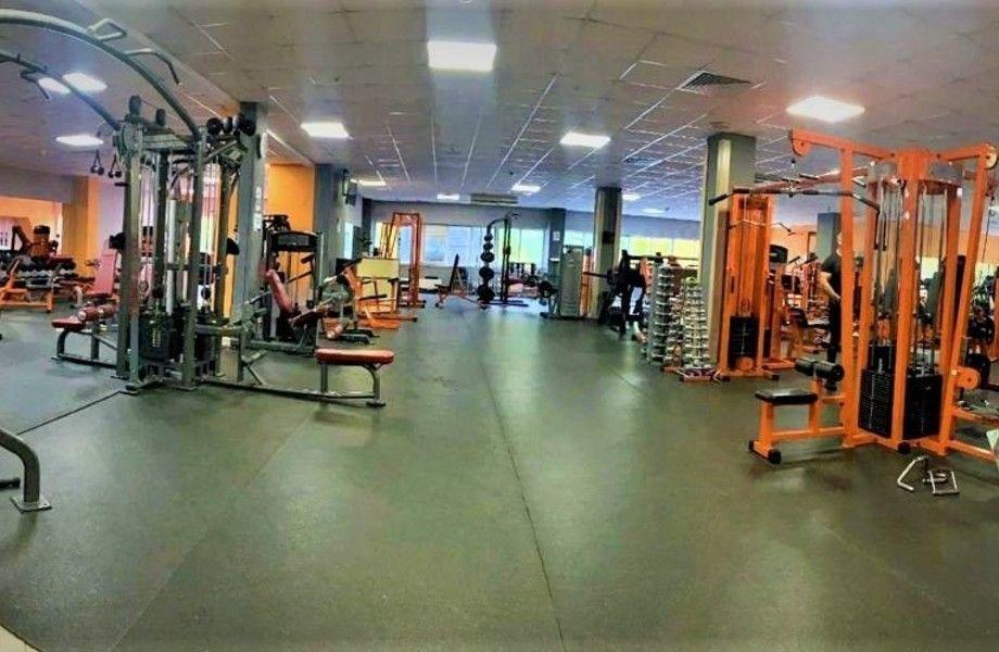 Прибыльный фитнес клуб с многолетней историей