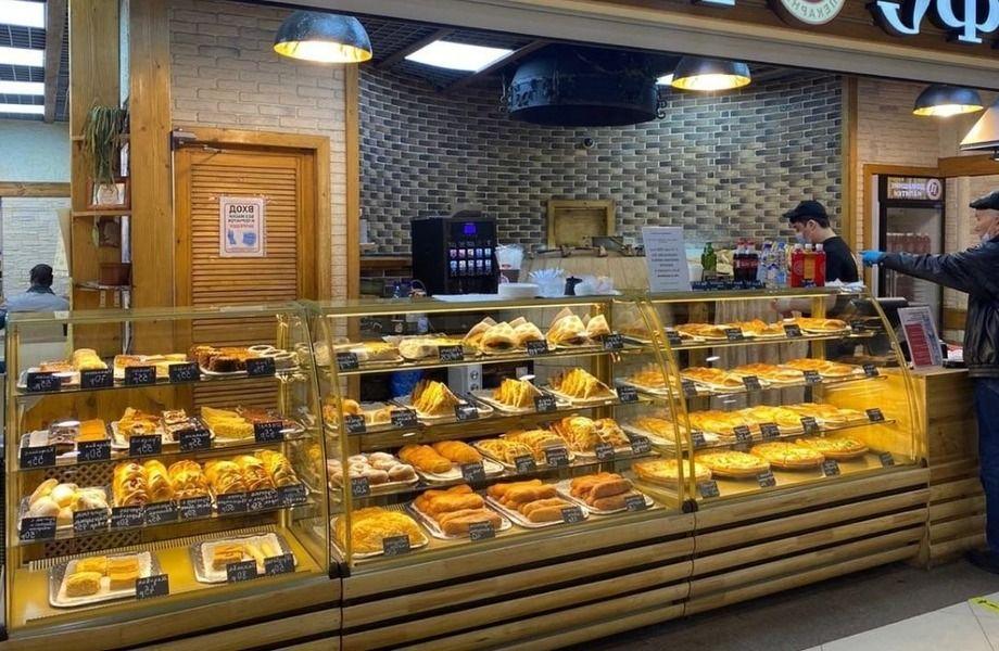 Пекарня в ТЦ ВДНХ (бизнесу 7 лет)