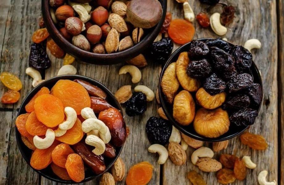 Интернет-магазин орехов с заказами и прибылью