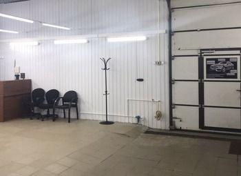 Автомойка на территории крупного бизнес центра