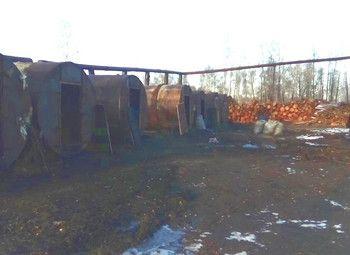 Производство древесного угля Иркутск