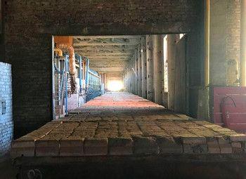 Действующий завод по выпуску кирпича с вековой историей