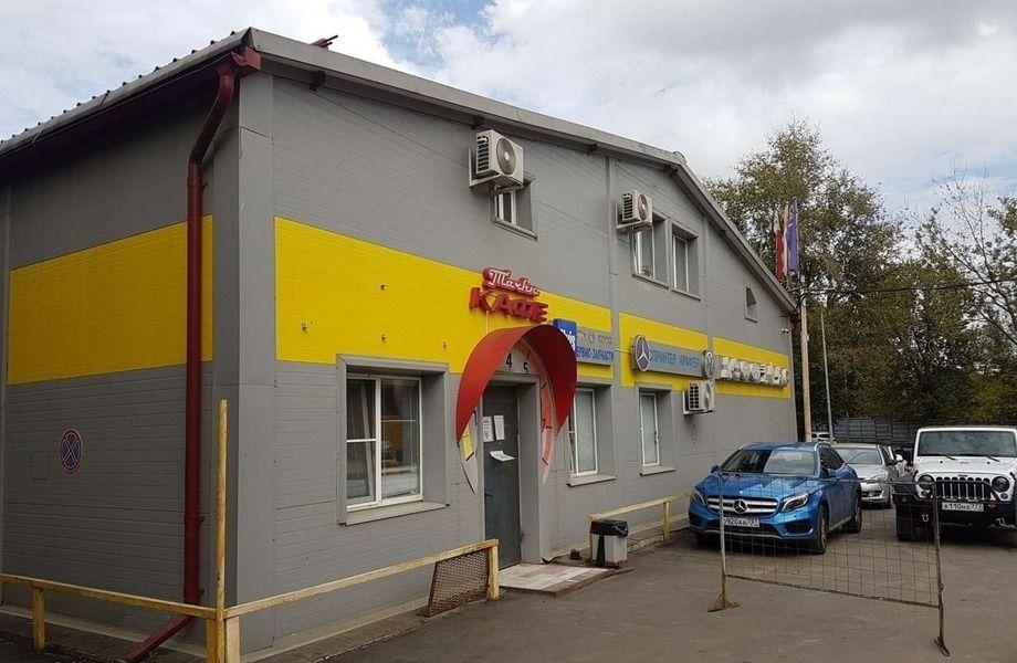 Автосервис с прибылью 1.5 млн руб