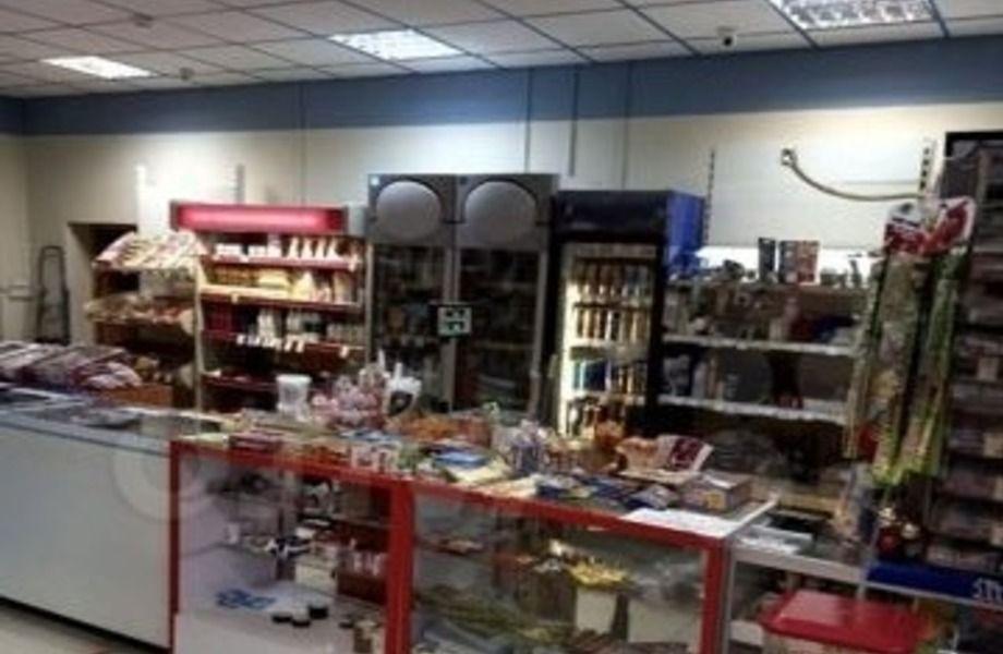 Магазин продуктов на Янгеля
