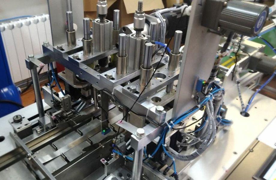 Производство медицинских масок под ключ
