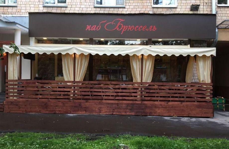 Прибыльный бар-ресторан