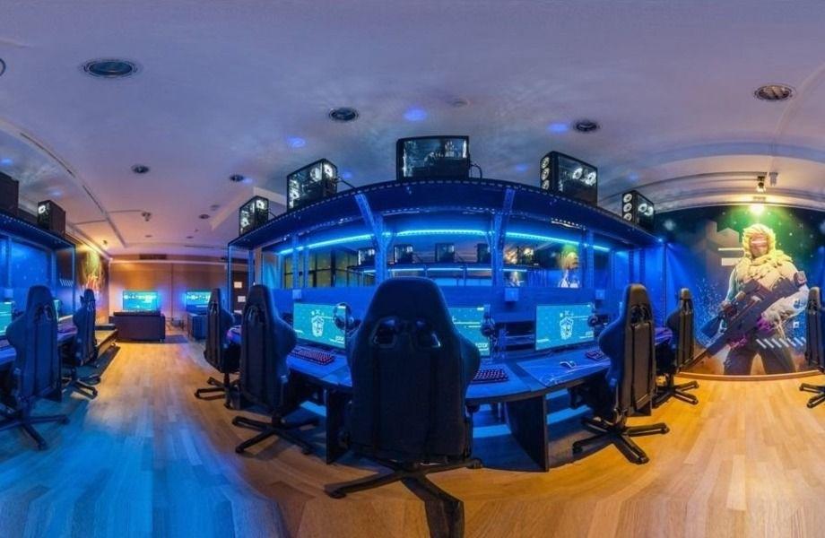 Прибыльный компьютерный клуб с большой клиентской базой