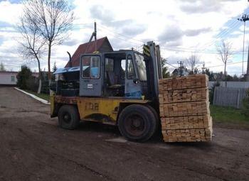 Лесопилка и деревообработка в Подмосковье с землей в собственность