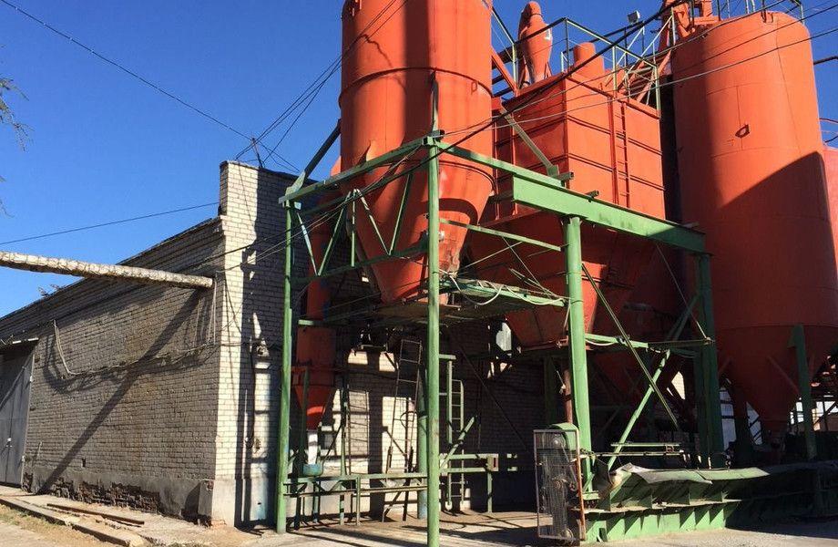 Производство крупы для оптовых поставок и складская база