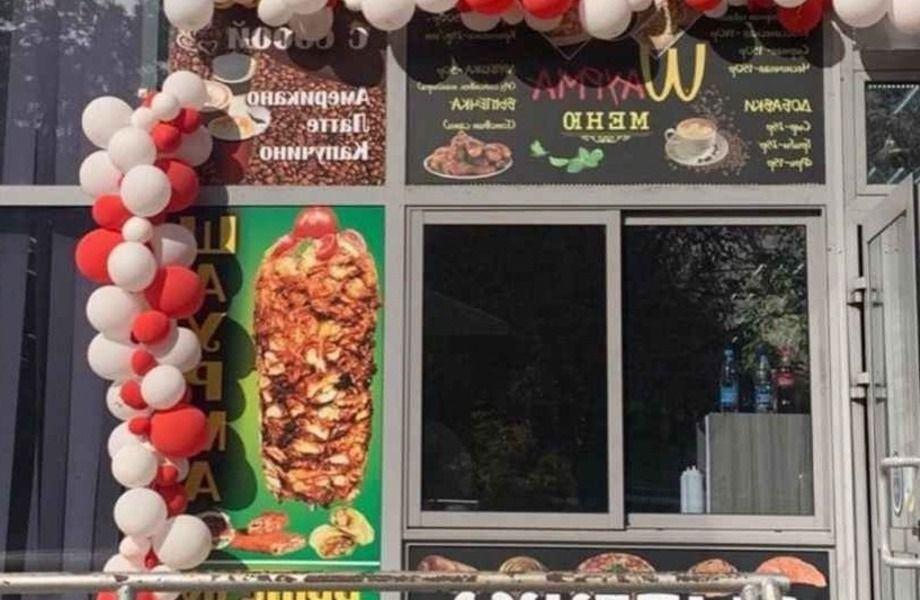 Шаурма в ТЦ (прибыль 100 тыс. руб)
