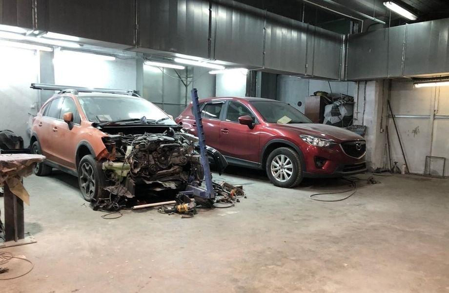 Прибыльный автосервис по кузовному ремонту