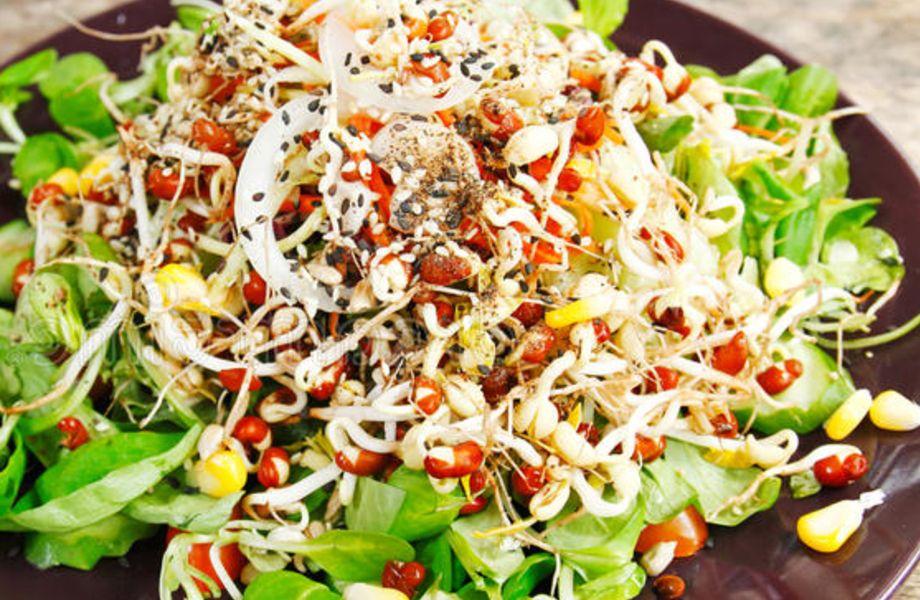 Производство салатов для здорового питания МО
