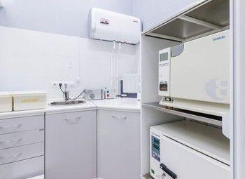 Стоматология (рентген+визограф) рядом с МЦК и метро