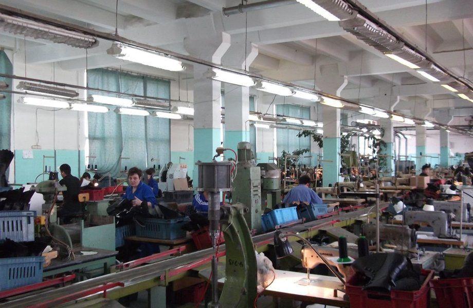 Партнерство! Производственные площади. Обувная фабрика.