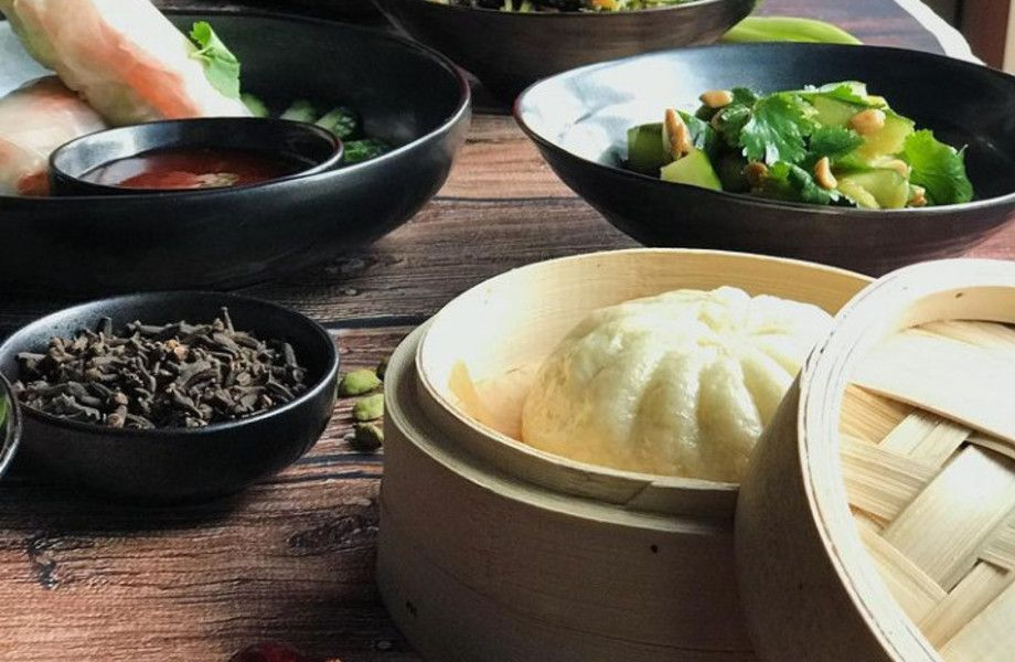 Фудкорт. Китайская еда по аутентичной рецептуре.