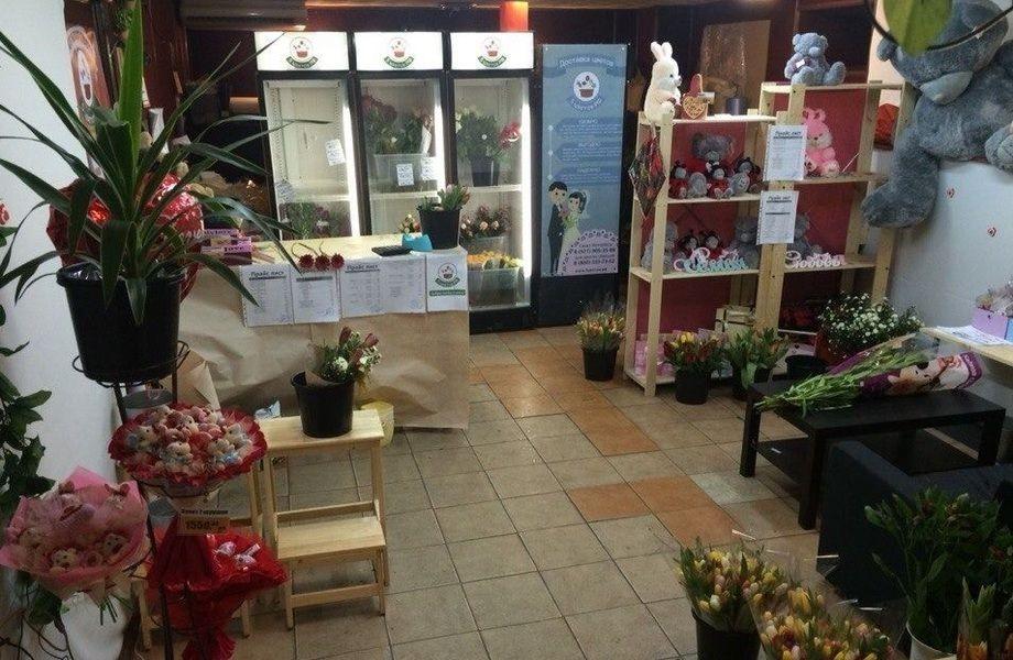Цветочный магазин по низкой цене