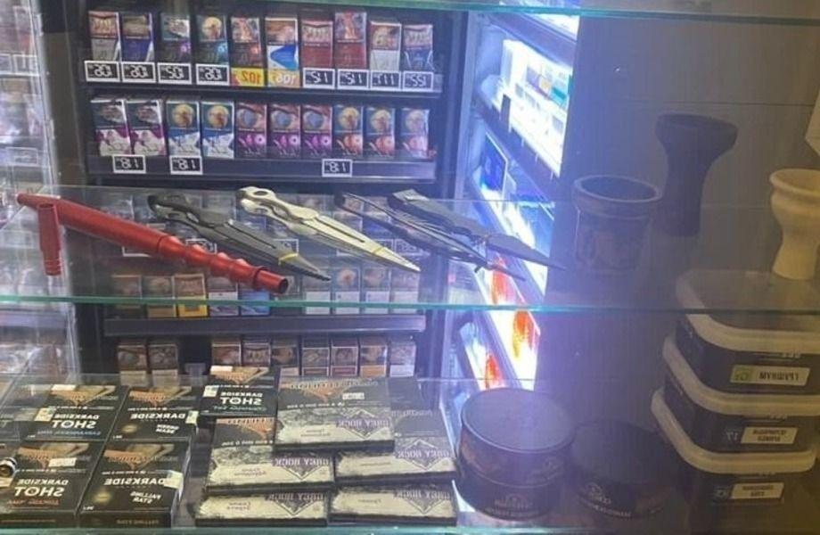 Прибыльный табачный магазин с большой проходимостью