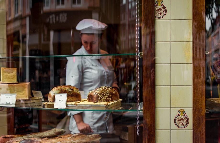 Пекарня полного цикла в ТЦ / Прибыль 300 к+
