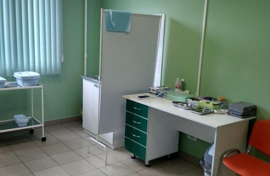 Медицинский центр с лабораторией на юго-западе С-Пб