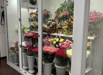Магазин цветов с низкой арендной ставкой