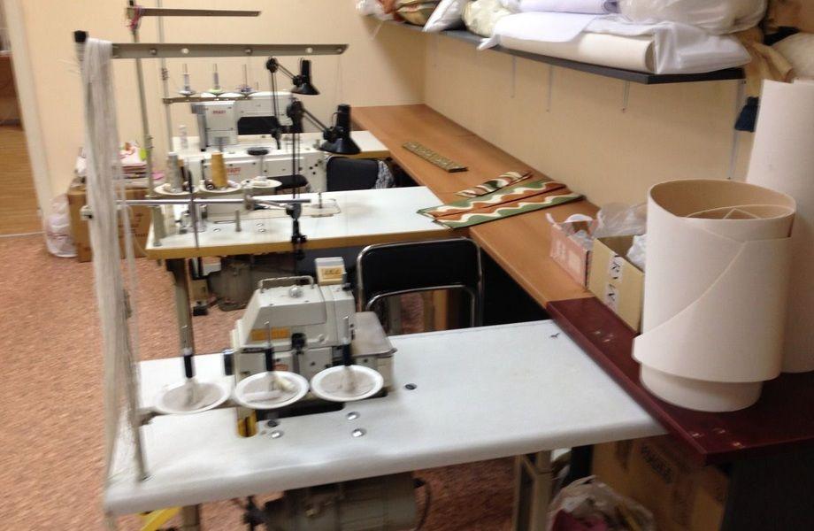 Ателье по пошиву штор + текстильный магазин