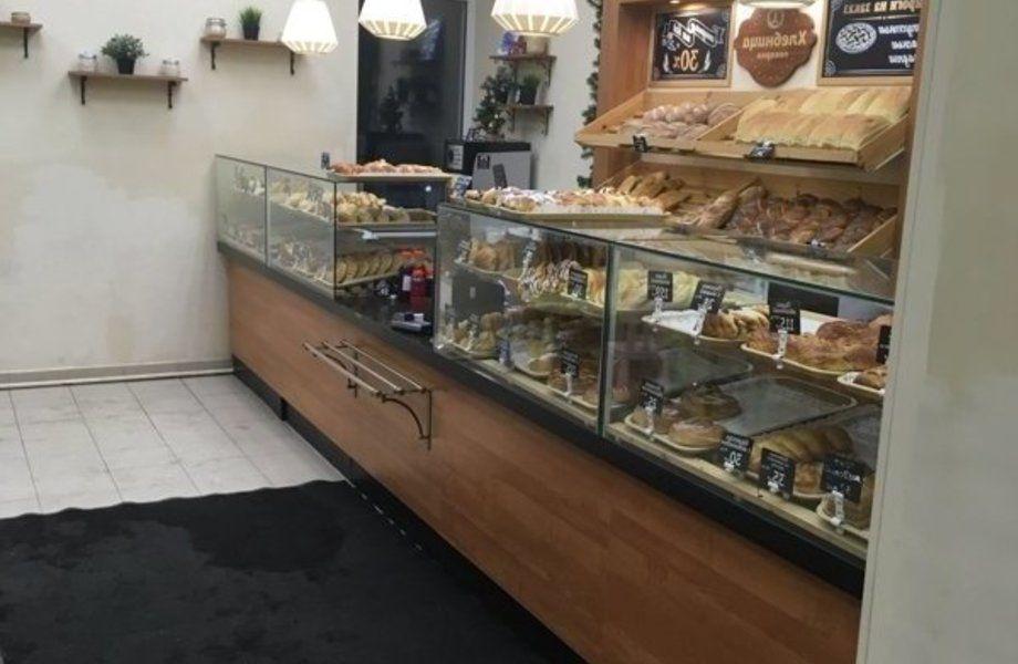 Пекарня рядом с метро в спальном районе с подтвержденной прибылью