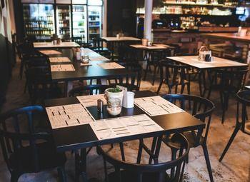 Ресторан европейской кухни с авторским меню